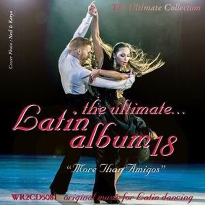 Bild von The Ultimate Latin Album 18 - More Than Amigos (2CD)