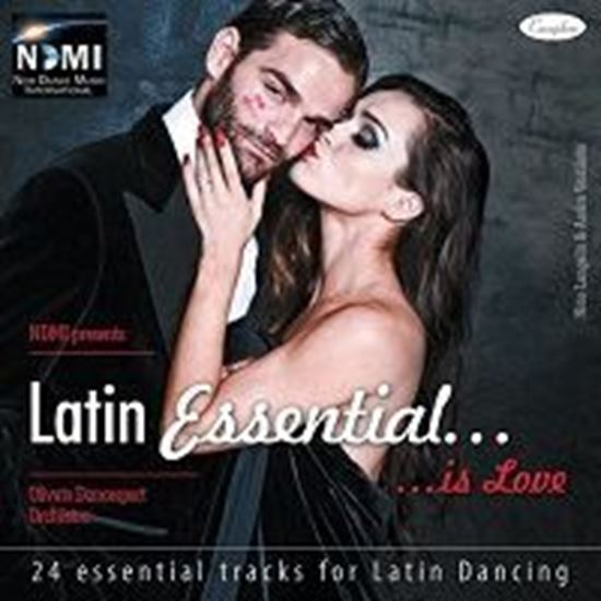 Picture of Latin Essential ...Is Love (CD)