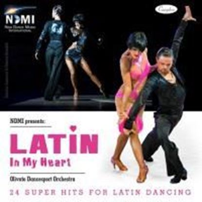 Picture of Latin In My Heart (CD)
