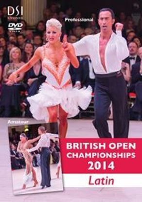 Picture of 2014 - Professional and Amateur Latin (DVD)