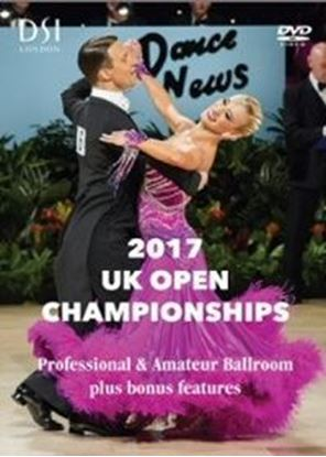 Picture of 2017 - Professional and Amateur Ballroom (DVD)