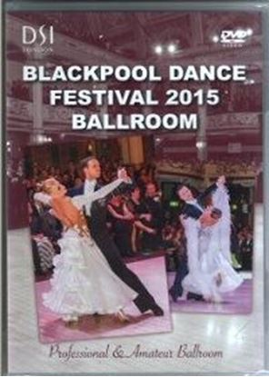 Picture of 2015 - Professional and Amateur Ballroom (DVD)