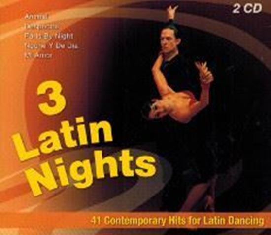 Bild von Latin Nights 3 (2CD)