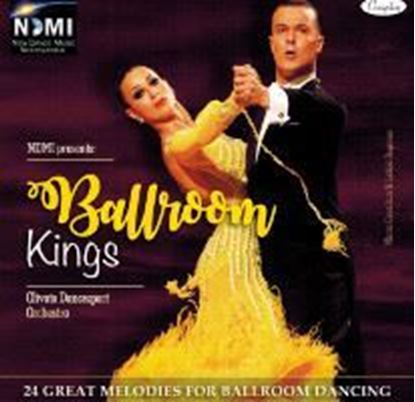Immagine di Ballroom Kings (CD)