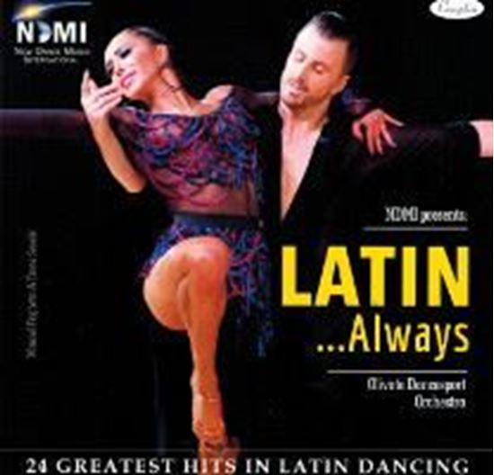 Immagine di Latin Always (CD)