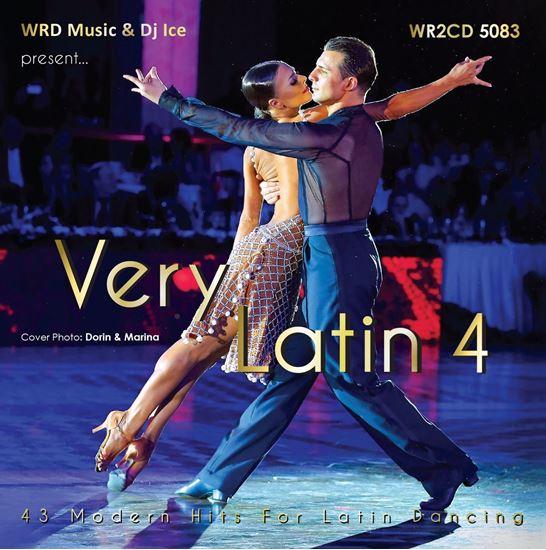 Image sur Very Latin 4 (2CD)
