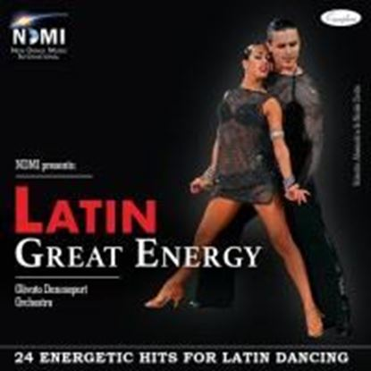 Imagen de Latin Great Energy (CD)