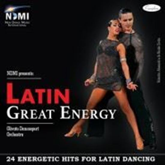 Picture of Latin Great Energy (CD)