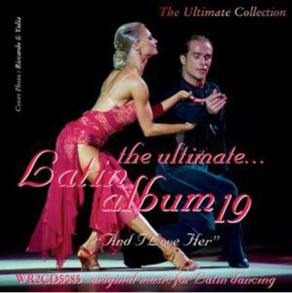 Bild von The Ultimate Latin Album 19 - And I Love Her (2CD)