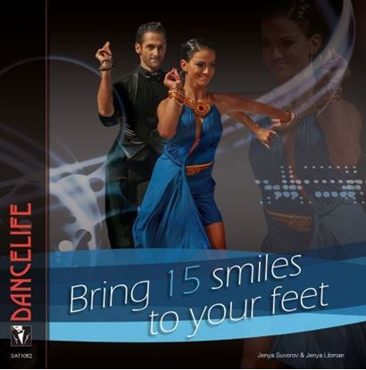 Imagen de Bring 15 Smiles To Your Feet B/L (CD)