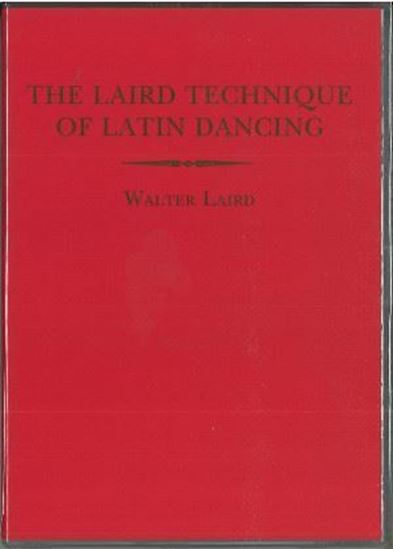 Picture of The Laird Technique Of Latin Dancing (5 DVD)