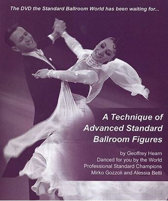 Picture of  A Technique of Advanced Standard Ballroom Figures (DVD)