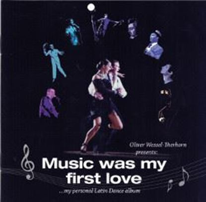 Picture of Music Was My First Love (Latin) (CD)