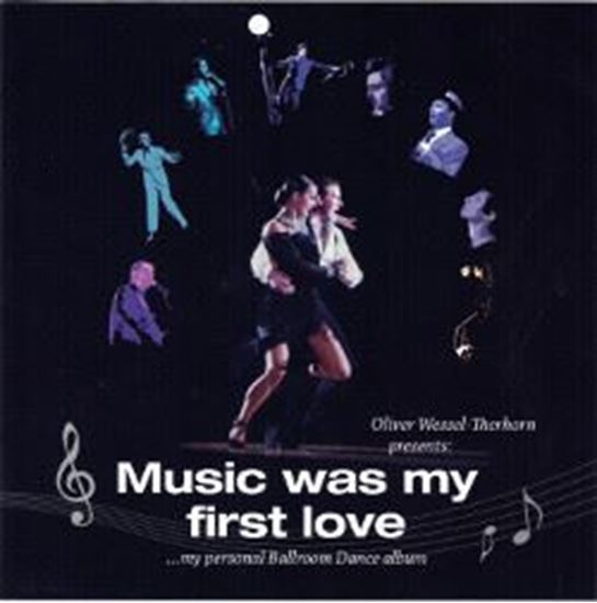 Picture of Music Was My First Love (Ballroom) (CD)