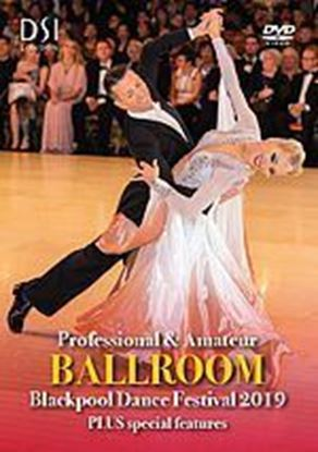 Picture of Blackpool Dance Festival Ballroom 2019 (DVD)