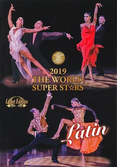 Picture of The World Super Stars Latin 2019 (DVD)