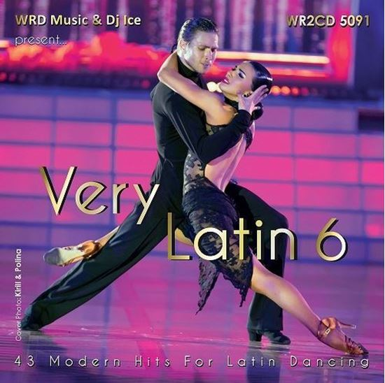 Picture of Very Latin 6 (2CD)